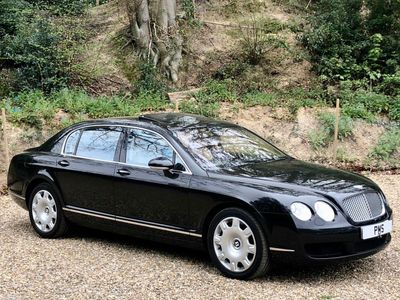 Bentley Continental Saloon Flying Spur 6.0 W12 4dr Special Edition