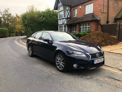 Lexus GS 300 Saloon 2.5 Luxury CVT (s/s) 4dr