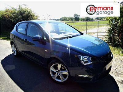 SEAT Ibiza Hatchback 1.0 EcoTSI FR Technology DSG (s/s) 5dr