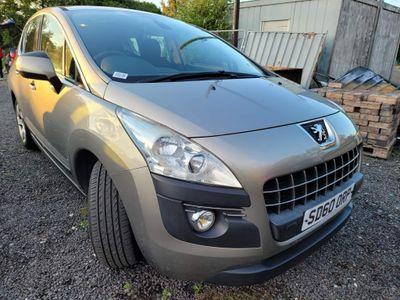Peugeot 3008 SUV 1.6 HDi Sport EGC 5dr