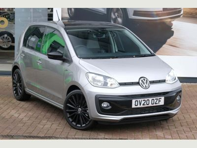 Volkswagen up! Hatchback 1.0 R-Line (s/s) 5dr