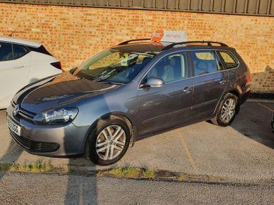 Volkswagen Golf Estate 1.6 TDI SE 5dr