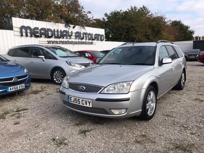 Ford Mondeo Estate 2.0 TDCi SIV Ghia 5dr