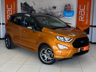 Ford EcoSport SUV 1.5 TDCi ST-Line (s/s) 5dr