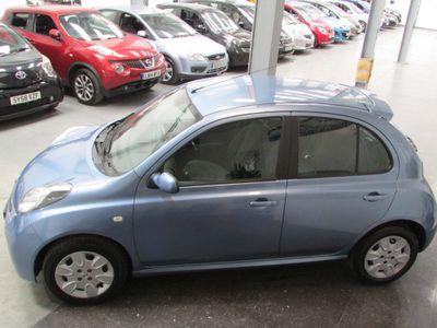 Nissan Micra Hatchback 1.4 16v Acenta 5dr