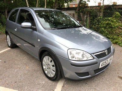 Vauxhall Corsa Hatchback 1.3 CDTi 16v Active 3dr (a/c)