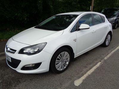 Vauxhall Astra Hatchback 1.6 16v Excite 5dr