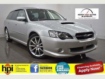 Subaru Legacy Estate GT SPEC B 2.0 TURBO 260BHP FRESH IMPORT