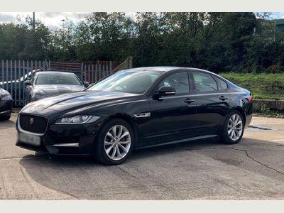Jaguar XF Saloon 2.0i R-Sport Auto (s/s) 4dr