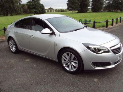 Vauxhall Insignia Hatchback 1.4 i Turbo SRi (s/s) 5dr