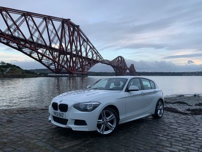BMW 1 Series Hatchback 2.0 116d M Sport 5dr