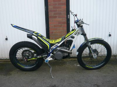 Sherco 1.25 Unlisted
