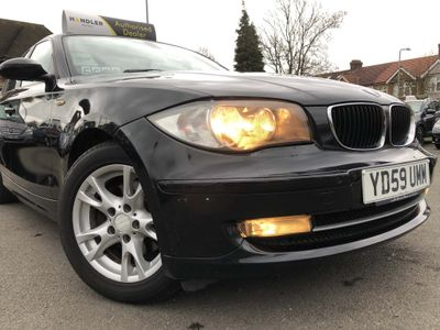 BMW 1 Series Hatchback 2.0 120i SE Auto 5dr