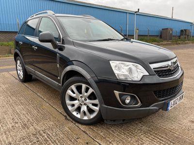Vauxhall Antara SUV 2.2 CDTi SE AWD 5dr