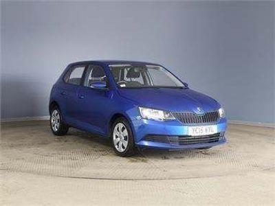 SKODA Fabia Hatchback 1.4 TDI S (s/s) 5dr