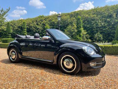 Volkswagen Beetle Convertible 1.4 TSI 50s Cabriolet 2dr