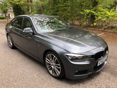 BMW 3 Series Saloon 3.0 335i M Sport (s/s) 4dr