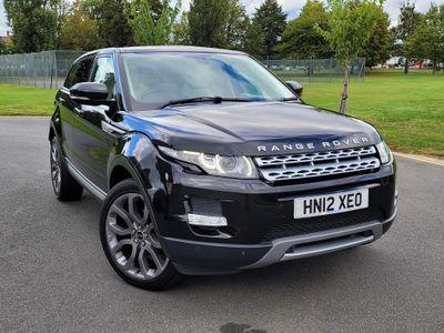 Land Rover Range Rover Evoque SUV 2.2 SD4 Prestige (Lux) AWD 5dr
