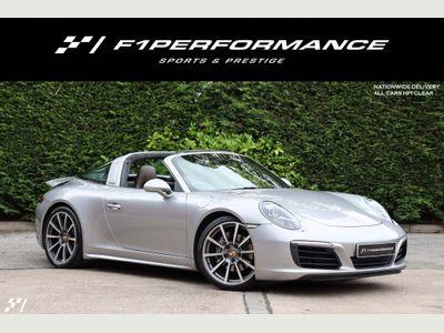 Porsche 911 Convertible 3.0T 991 4 Targa PDK 4WD (s/s) 2dr