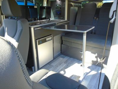 Peugeot Expert Combi Van camper