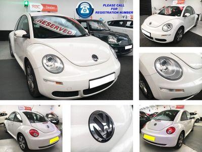 Volkswagen Beetle Hatchback 1.4 16V Luna 3dr