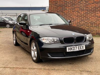 BMW 1 Series Hatchback 2.0 120i ES 5dr