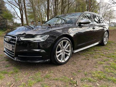 Audi S6 Avant Estate 4.0 TFSI V8 Avant S Tronic quattro (s/s) 5dr