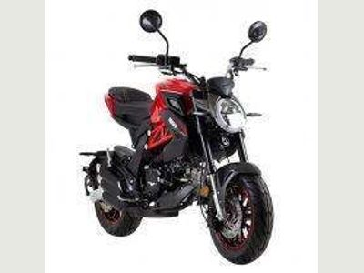Lexmoto Riot 125 Unlisted