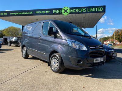 Ford Transit Custom Panel Van 2.2 TDCi 270 Trend L1 H1 5dr