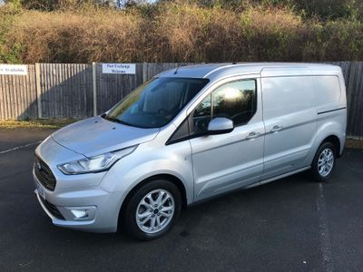 FORD TRANSIT CONNECT Panel Van 1.5 EcoBlue 240 L2 Limited FWD (s/s) 5dr