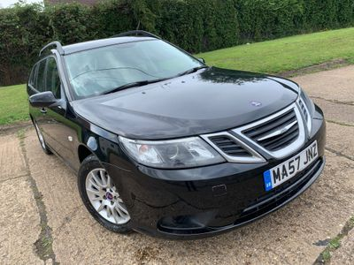 Saab 9-3 Estate 1.8 i Airflow SportWagon 5dr
