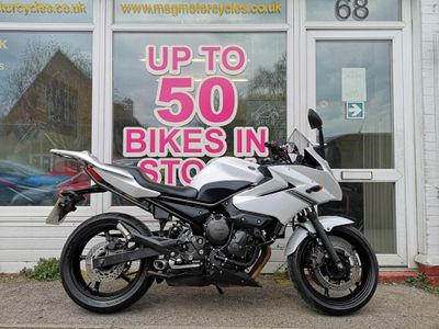 Yamaha XJ6 Adventure 600 Diversion