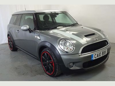 MINI Clubman Estate 1.6 Cooper S (Chili) 5dr