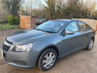 Chevrolet Cruze Saloon 1.6 i S 4dr