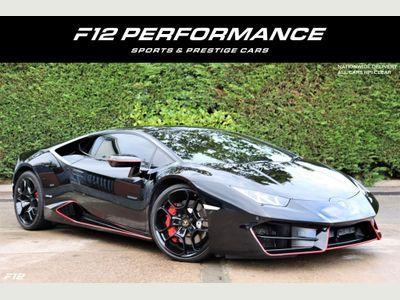 Lamborghini Huracan Coupe 5.2 V10 LP 580-2 LDF RWD (s/s) 2dr