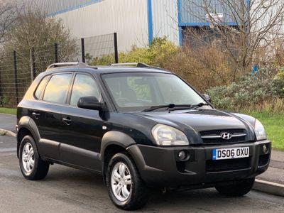 Hyundai Tucson SUV 2.0 CRTD CDX 5dr