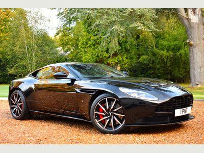 Aston Martin DB11 Coupe 5.2 V12 Auto (s/s) 2dr