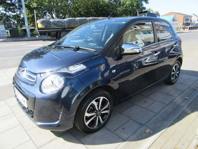 Citroen C1 Hatchback 1.0 VTi Flair ETG5 5dr