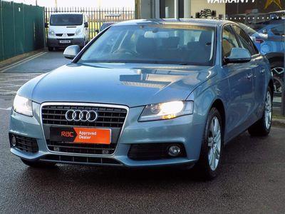 Audi A4 Saloon 2.7 TDI SE Multitronic 4dr