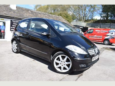Mercedes-Benz A Class Hatchback 2.0 A200 Avantgarde SE 3dr