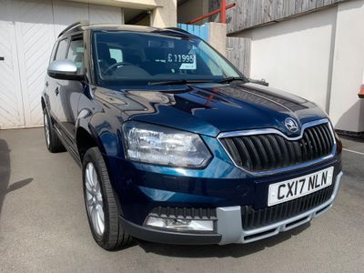 SKODA Yeti SUV 2.0 TDI SE Business Outdoor (s/s) 5dr