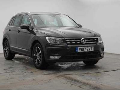 Volkswagen Tiguan SUV 2.0 TDI BlueMotion Tech SE Navigation (s/s) 5dr