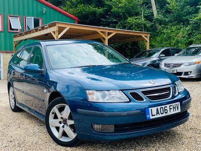 Saab 9-3 Estate 1.9 TiD Vector Sport SportWagon 5dr