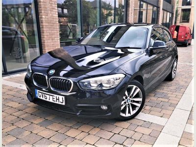 BMW 1 Series Hatchback 1.5 118i Sport Sports Hatch (s/s) 3dr