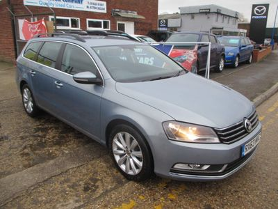 Volkswagen Passat Estate 1.6 TDI BlueMotion Tech Highline 5dr
