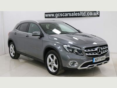 Mercedes-Benz GLA Class SUV 2.1 GLA220d Sport (Executive) 7G-DCT 4MATIC (s/s) 5dr