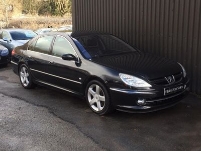 Peugeot 607 Saloon 2.2 HDi Executive 4dr