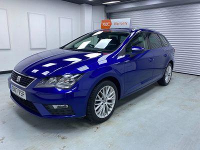 SEAT Leon Estate 1.6 TDI SE Dynamic Technology ST (s/s) 5dr