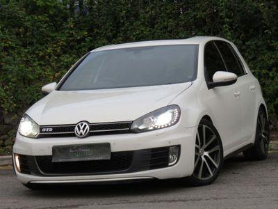 Volkswagen Golf Hatchback 2.0 TDI GTD DSG 5dr