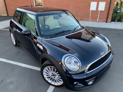 MINI Hatch Hatchback 1.6 Cooper S Inspired by Goodwood 3dr